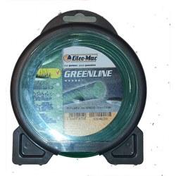 Μεσινέζα Oleo Mac Greenline 15m x2.0mm