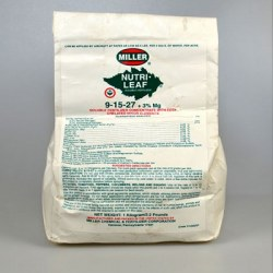 Miller Nutrileaf 9-15-27