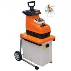 Ηλεκτρικός κλαδοτεμαχιστής KRAFT (69259)