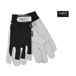 Γάντια Βαμβακερά  με polyester και αντιολισθητικό latex 97-600 10''
